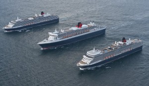cunard and queen mary