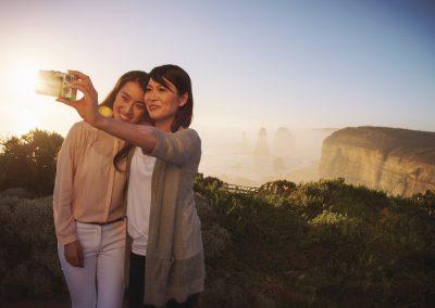 Timeless Selfies